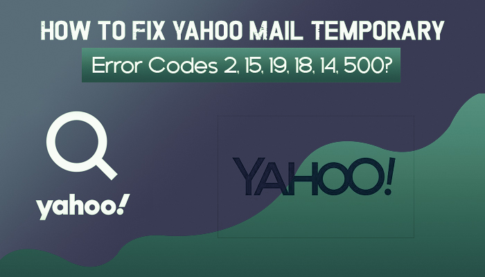 Yahoo temporary error 500: How to Resolve It?