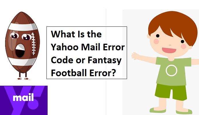 How Do I Fix Yahoo Fantasy Football Error 990?