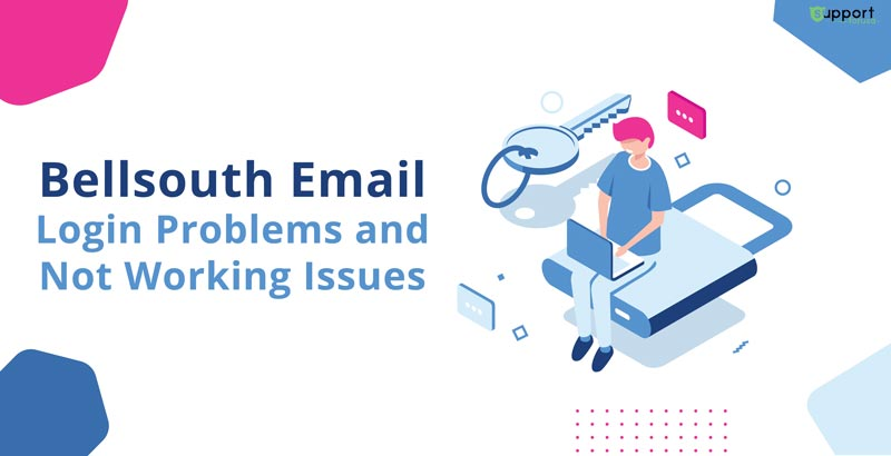 How can I fix Bellsouth email not working?